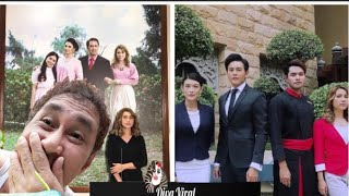 Kecoh lawak bila Roy Azman masuk  set drama bersiri MonaLisa adaptasi drama Korea Two Women's Room.
