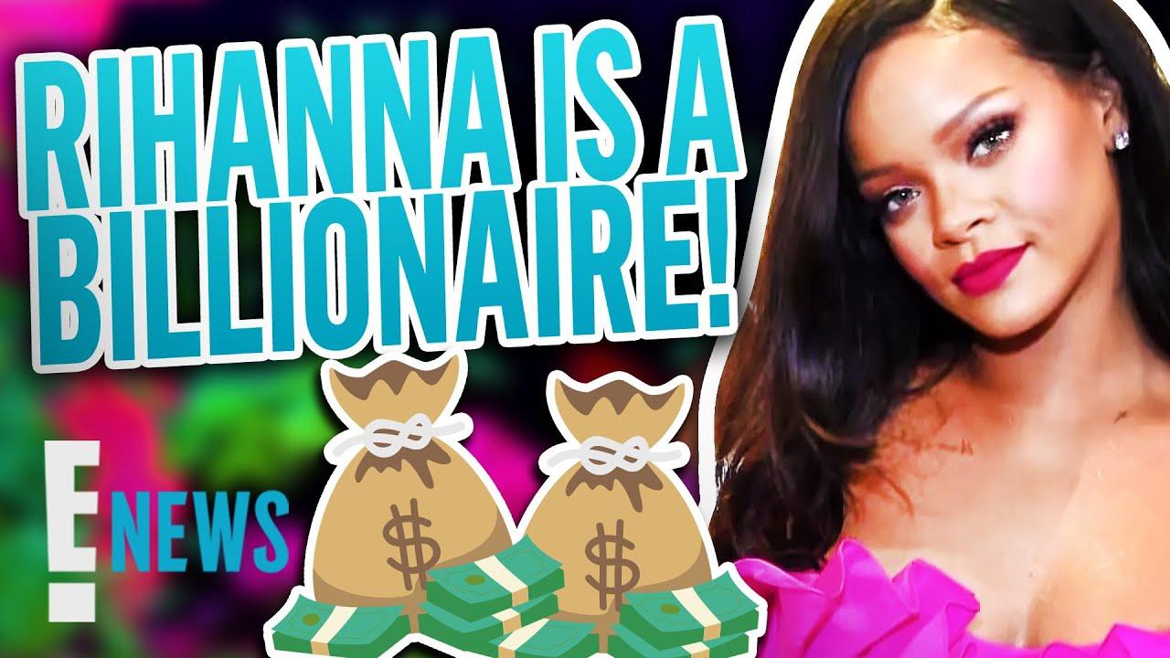 Rihanna Officially Becomes a Billionaire News
