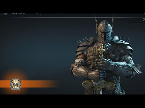 FOR HONOR REPUTATION 9 WARDEN DUELS