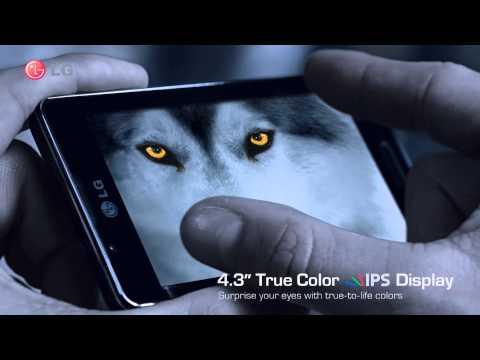 LG Optimus L3 II, Optimus L5 II, Optimus L7 II product movie