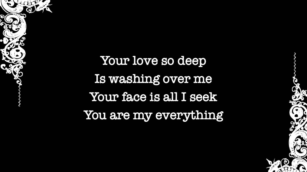 My Love Is Here For You Lyrics