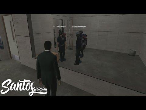Attorney Alligatre's First Case (Garry's Mod | Santos RP)