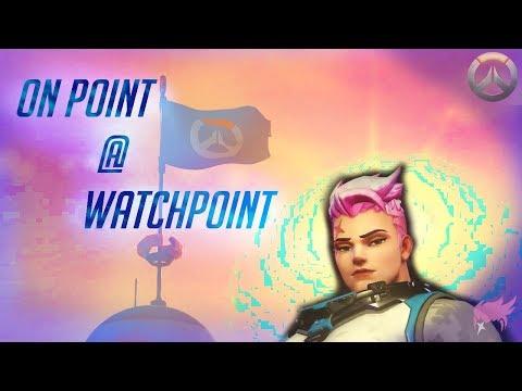 Zarya On Point @ Watchpoint