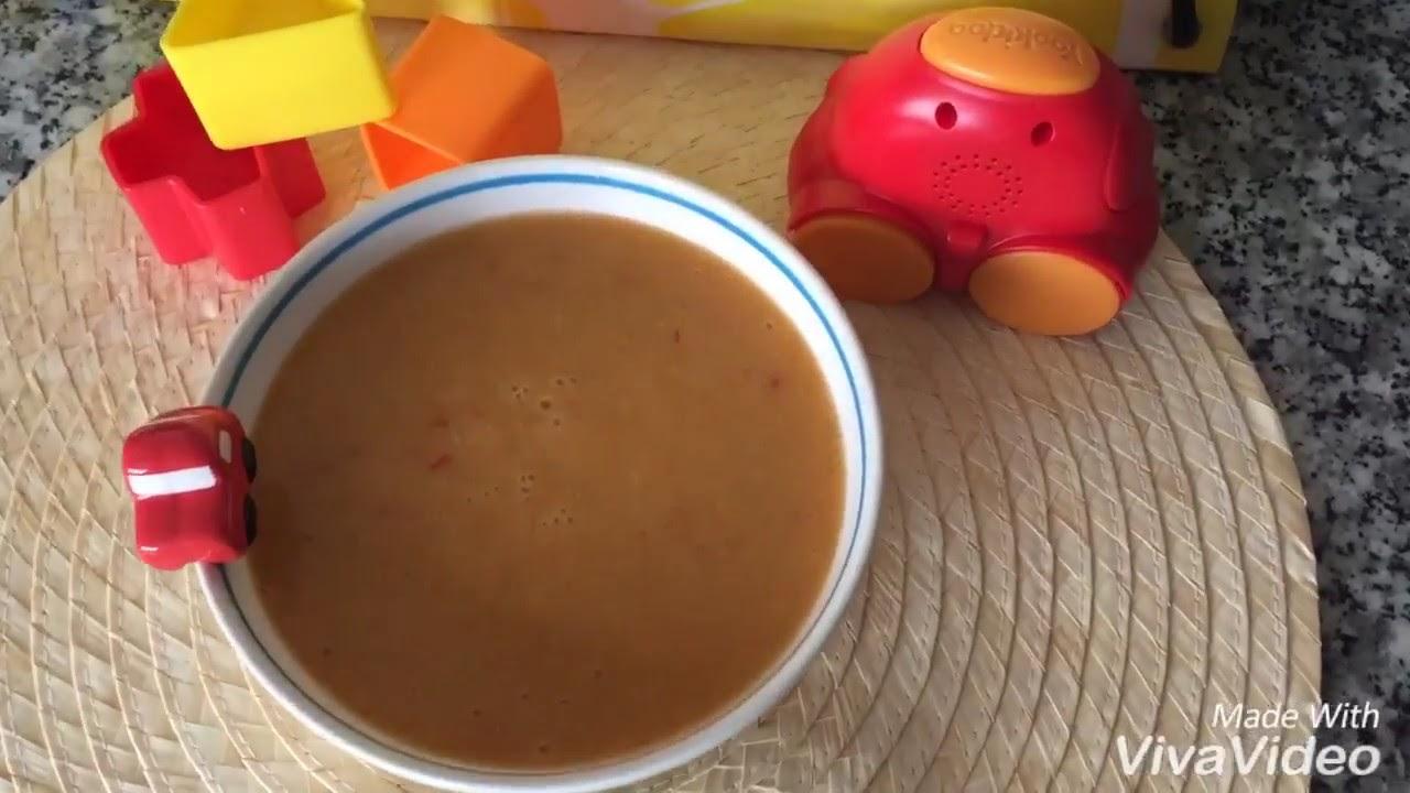 Bebeklerinize Balkabağı Çorbası Tarifi
