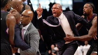 NBA Wildest Coach Ejections of ALL TIME