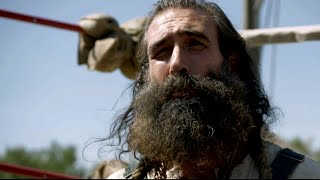 "Luke Harper guest stars on USA's ""Damnation"""