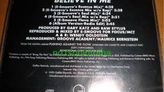 "Raw Stylus ""Believe In Me"" (E-Smoove"