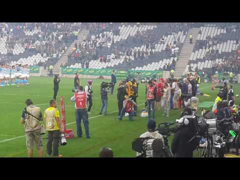South africa national anthem  at rugby