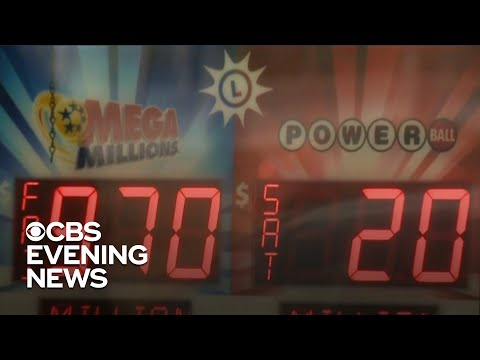Mega Millions jackpot nears $1 billion for Friday's drawing