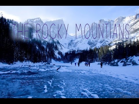 the rocky mountains | TwinSauce