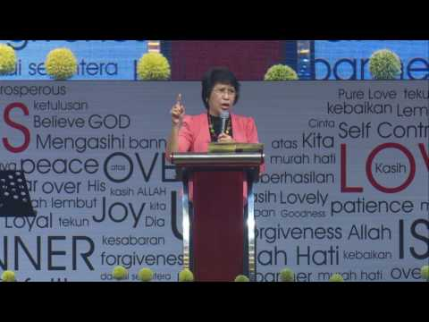 A NEW COMMANDMENT Part 2 - Pdt. Sandra Wilan S.Pdk - 12 Maret 2017