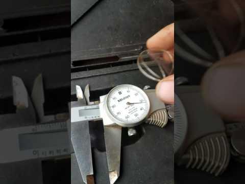 Repairing dial calipers