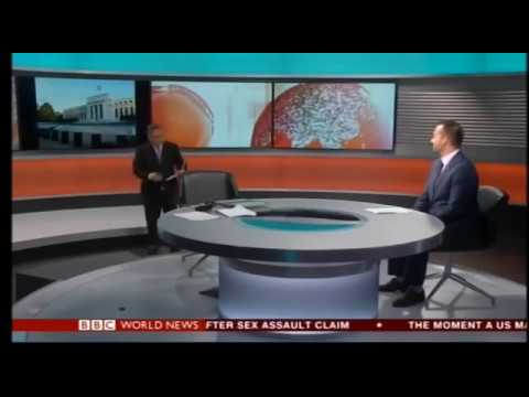 BBC World News with FXTM's Jameel Ahmad | Singapore | 26/10/17