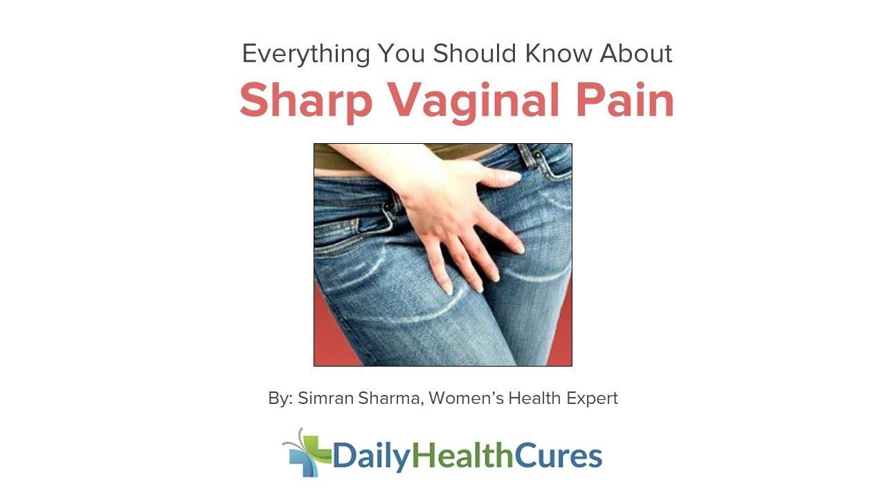 Stabbing vaginal pain images 441
