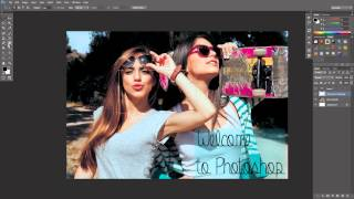 Photoshop CS6 Tutorial - 5 - Working with the Tools Panel