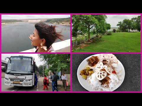 nagarjuna-sagar-one-day-hyderabad-trip-at-550/-- -family-tour-in-hyderabad- -glam-with-me