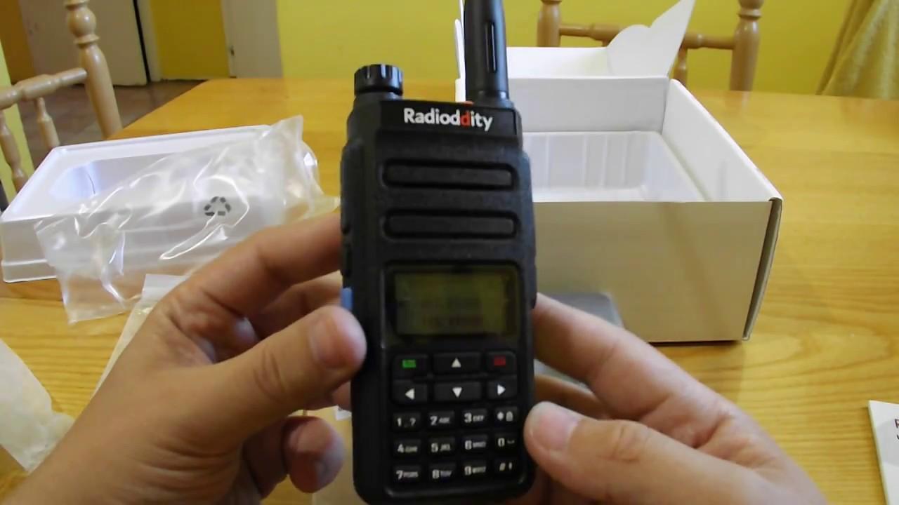 Radioddity GD-77 Videos | Simonthewizard