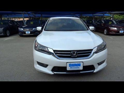 2015 Honda Accord Sedan San Antonio, Austin, Houston, Boerne, Dallas, TX  H153075. Gunn Honda