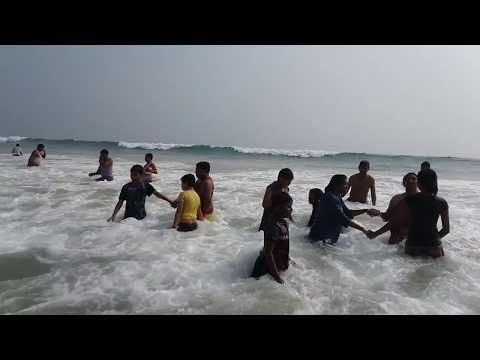 PURI SAMUDRA 2017  (HD) পুরী সমুদ্র