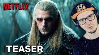 ВЕДЬМАК ► СЕРИАЛ ОТ NETFLIX ( УСПЕХ или ПРОВАЛ? ) \ The Witcher - Netflix | Реакция