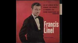 FRANCIS LINEL   OU EST L