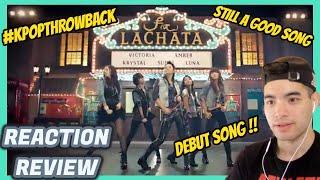 f(x) (에프엑스) - 라차타 (LA chA TA) MV REACTION / REVIEW *PATREON …