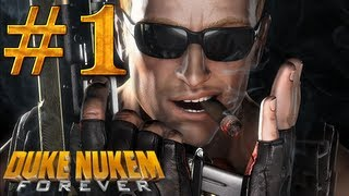 Let's Play: Duke Nukem Forever - Part 1