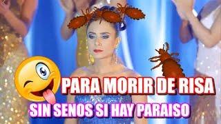 Gambar cover Sin Senos Si Hay Paraíso 4 ¡Para morir de risa! ( DANIELA ) Capitulo 1 Completo