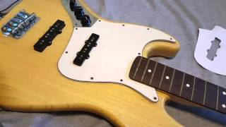 How To Install Thumbrest on Fender Jazz Bass