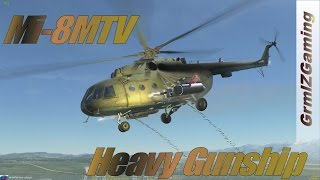 DCS - Heavy Gunship // Mi-8MTV2