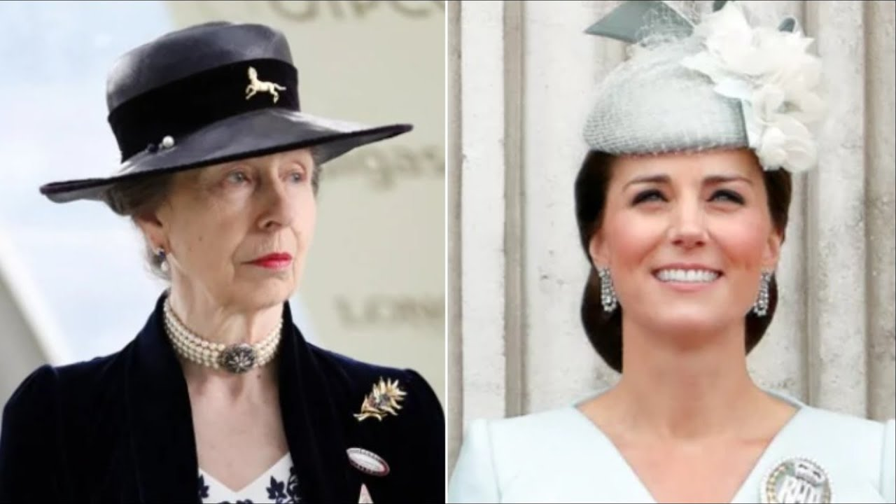 The Truth About Princess Anne And Kate Middleton's Relationship