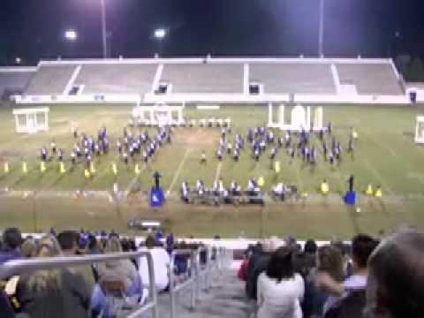 Lexington High School Bands 2005 - Southern Porches