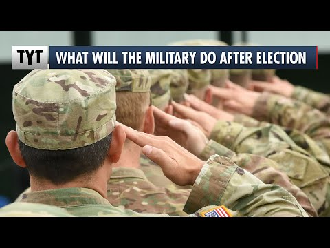 Ex-Army Officers: We MUST Remove Trump