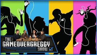 Ranking Video Games, Music, and Movies - The GameOverGreggy Show Ep. 116 (Pt. 3)