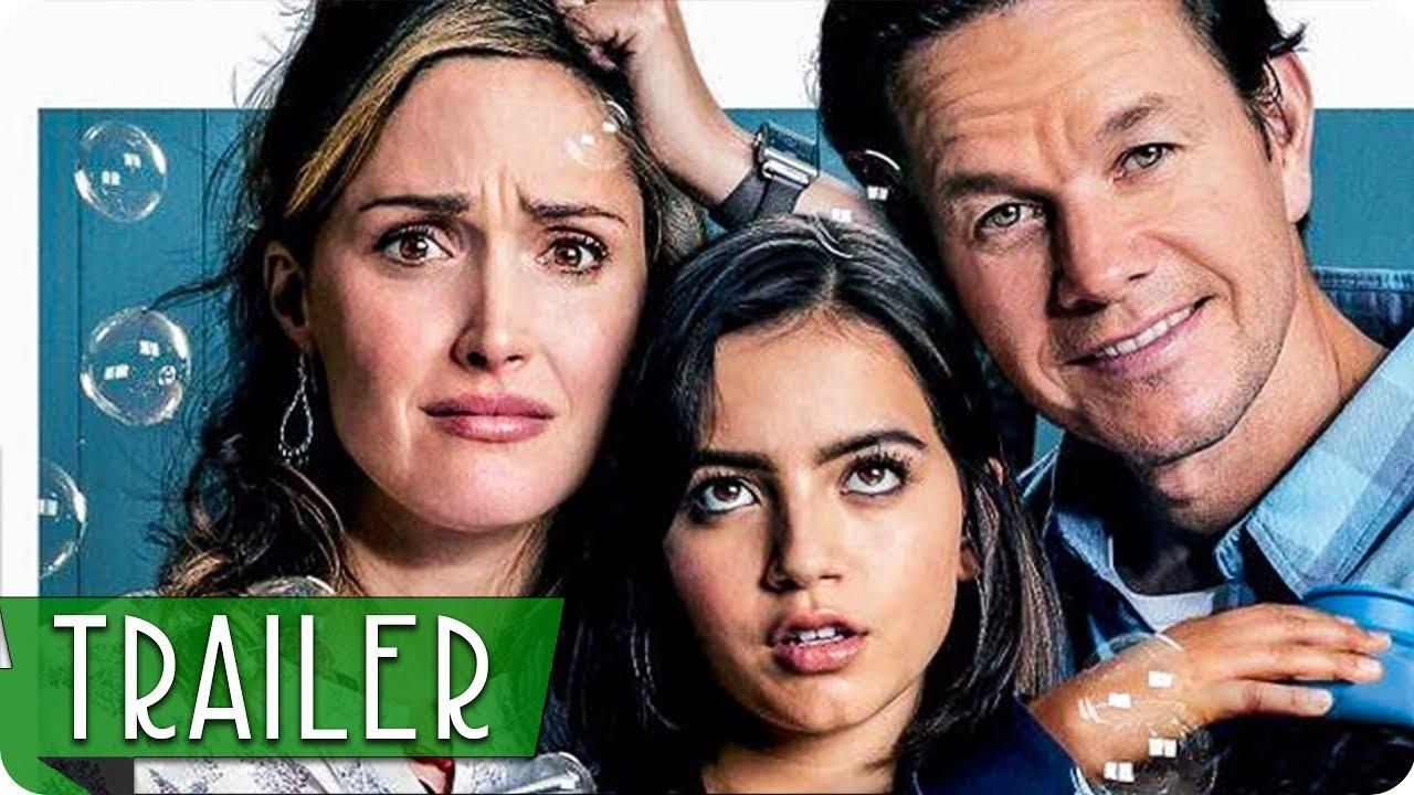 Plötzlich Familie Trailer German Deutsch 2019
