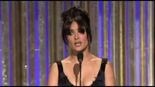 Salma Hayek Academy Awards  Oscars 2005 Video