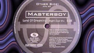 "MASTERBOY  "" Land Of Dreaming ""  10"""