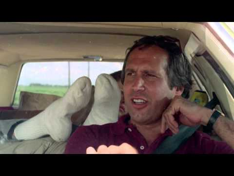 Chevy Chase singing Swing Low Sweet Chariot