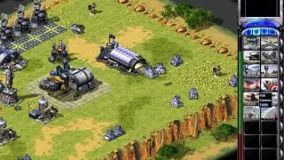 C&C Red Alert 2 Megapack Challenge 1v7 - Wallabie - Korea