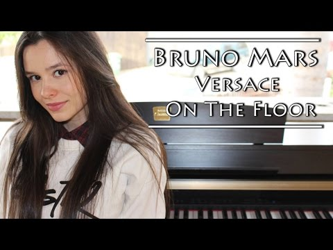 Bruno Mars - Versace On The Floor | Piano cover by Yuval Salomon