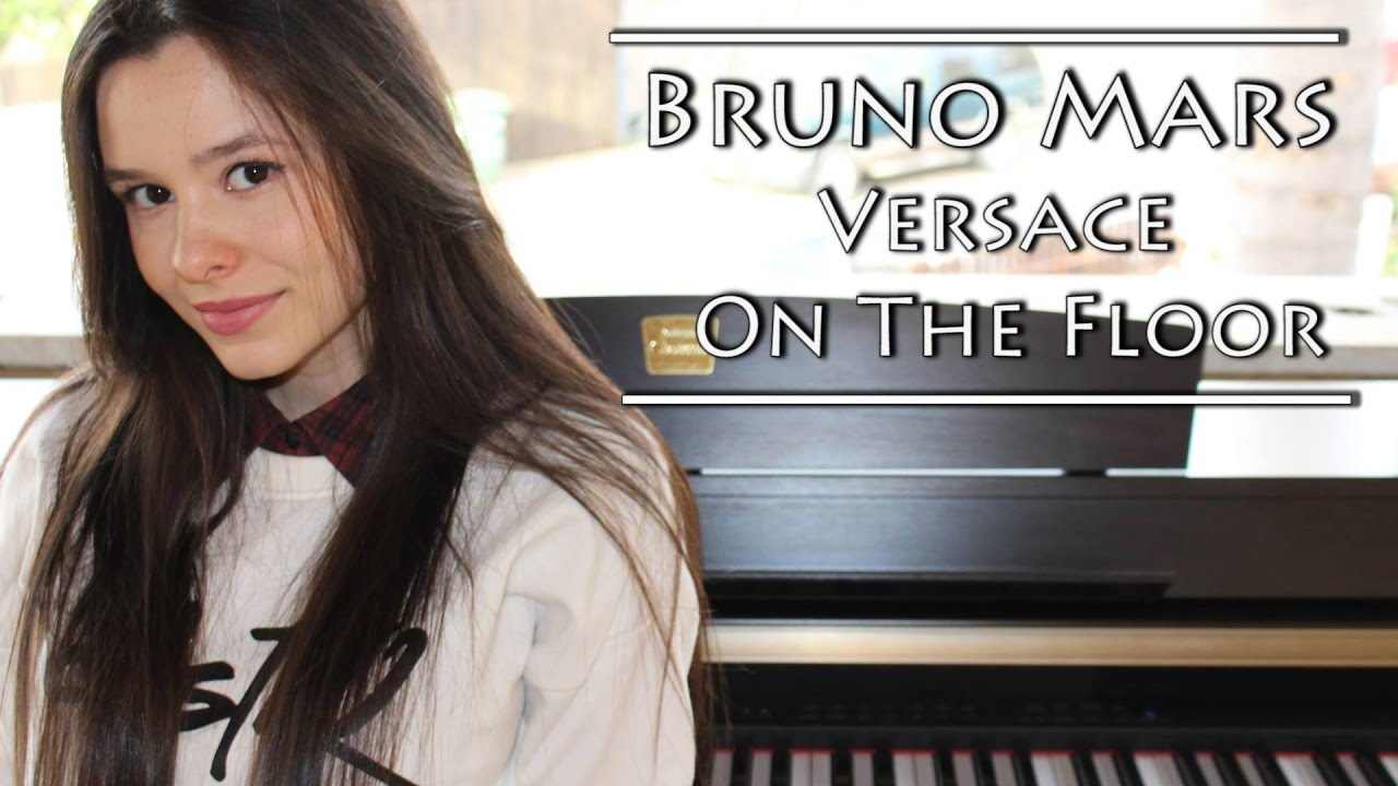 Bruno Mars - Versace On The Floor (Lyrics) - YouTube