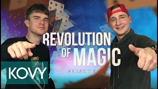 KOVY & Radek Bakalář - Revolution Of Magic III