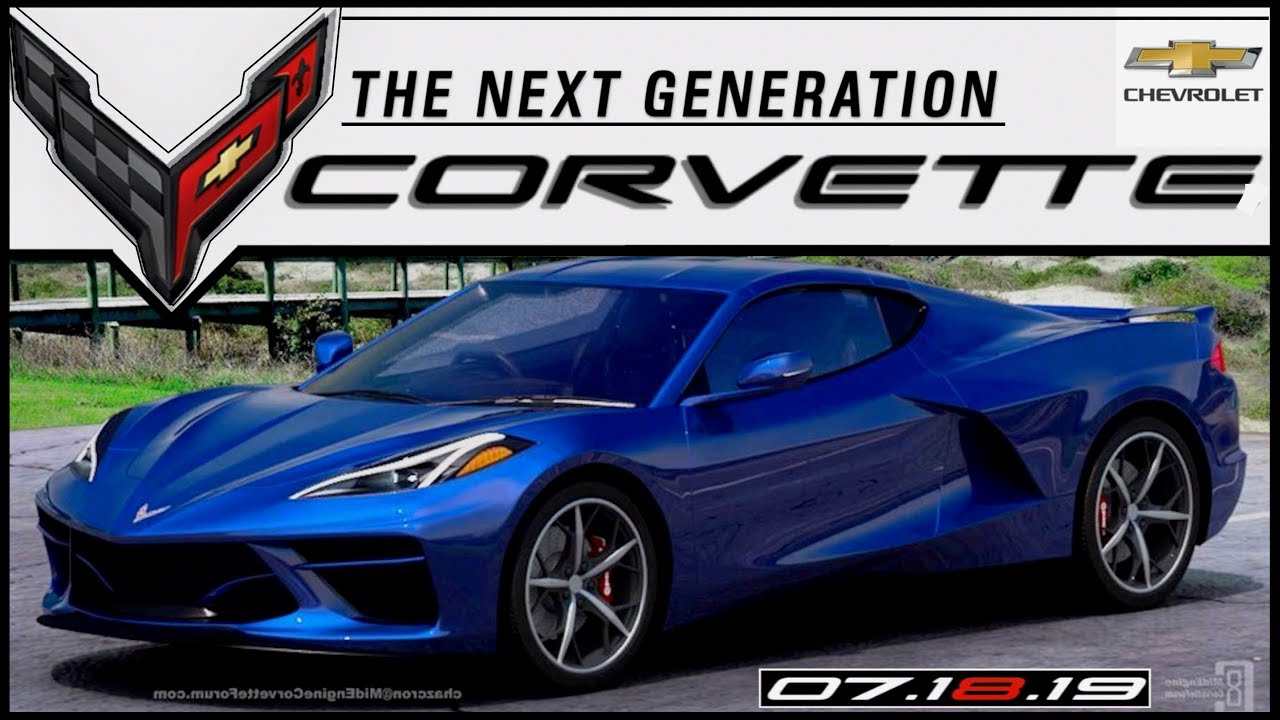 2020 Chevrolet C8 Corvette Stingray Leaked Ahead Of Debut