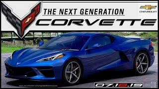 2020 Mid-Engine Corvette LEAKED! (New Photos & Everything We Know)