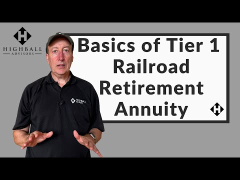 basics-of-tier-1-railroad-retirement-annuity
