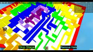 FINALLY DONE TOO HARD MAZE NI: V | Roblox Indonesia