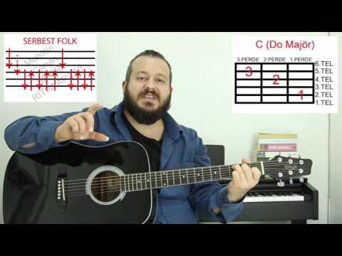 Gitar Dersi - Sözlerimi Geri Alamam