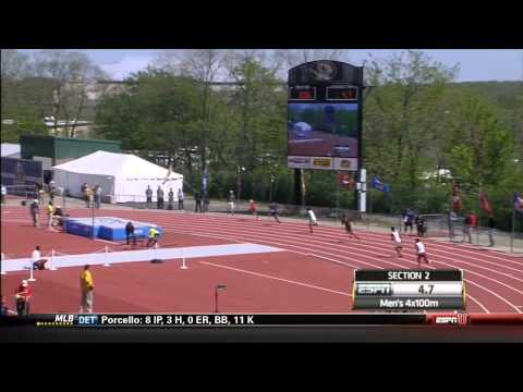 2013 SEC Outdoor Men
