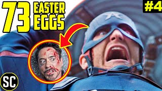 FALCON & WINTER SOLDIER 1x04: Every EASTER EGG + Black Panther Connections Explained-Full BREAKDOWN