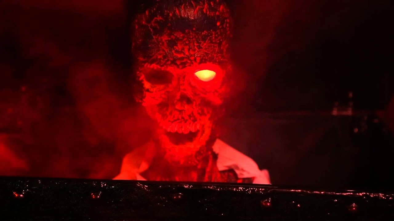 Download The Incinerator | Reviews From The Crypt | animated Spirit Halloween 2015 prop